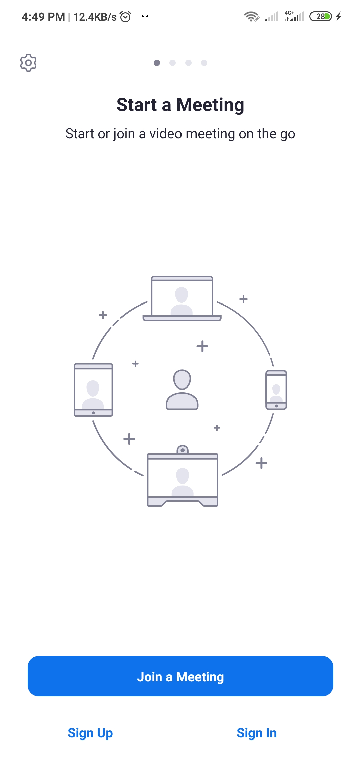 Cara Menggunakan Aplikasi Zoom di Android dan Laptop - Kawan Gadget